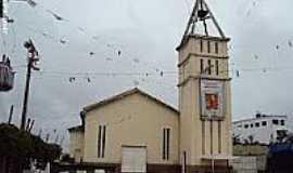 Surubim - Igreja de São Sebastião em Surubim-Foto:Sergio Falcetti