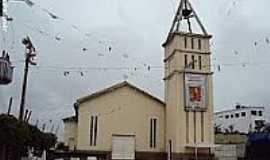 Surubim - Igreja de S�o Sebasti�o em Surubim-Foto:Sergio Falcetti