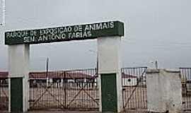 Surubim - Parque de Exposições de animais Sen.Antônio Farias em Surubim-Foto:Sergio Falcetti