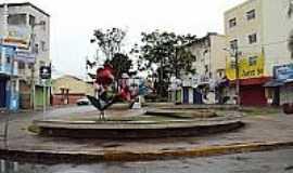 Surubim - Praça Sete de Setembro em Surubim-Foto:Sergio Falcetti