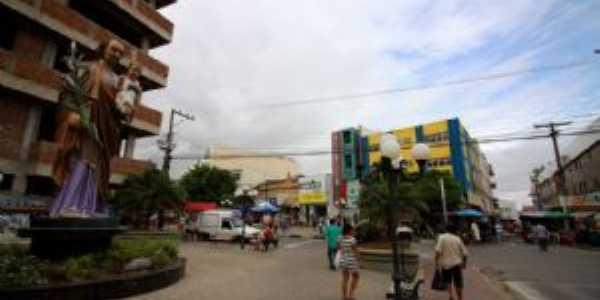 Praça Dídimo Carneiro, Por Lenardo