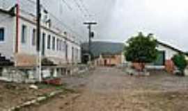 Tabocas - Vista da entrada do Distrito de Tabocas-Foto:Magno Lima