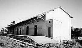 Tacaimbó - Estação Ferroviária de Tacaimbó-Foto:Luiz Ruben F. de A. Bonfim