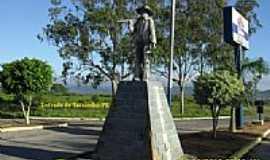 Tacaimbó - Monumento na entrada da cidade de Tacaimbó-PE-Foto:WLuiz