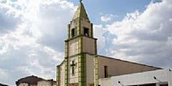 Matriz de Santo Antônio de Pádua de Tacaimbó-Foto:Vicente A. Queiroz
