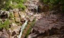Tacaratu - Cachoeira do Salobro, Por Keninho e Dalka