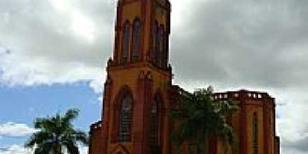 Igreja Matriz-Foto:Toni Abreu