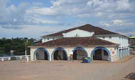 Correntina - Correntina-BA-Antigo Mercado Municipal-Foto:namoralcomigo