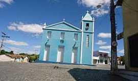 Correntina - Correntina-BA-Igreja de São Lázaro-Foto:mapio.net