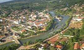 Correntina - Correntina-BA-Vista aérea-Foto:namoralcomigo