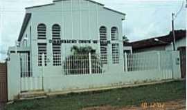 Correntina - Igreja da Congrega��o Crist� de Correntina-Foto:Congrega��o Crist�.NET
