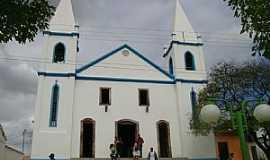 Correntina - Correntina-BA-Igreja de N.Sra.Imaculada Conceição-Foto:Francisco Edson Mendonça
