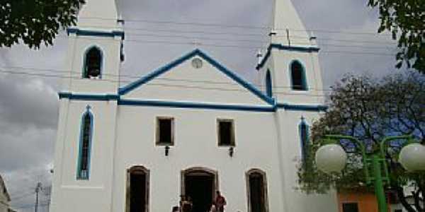 Correntina-BA-Igreja de N.Sra.Imaculada Conceição-Foto:Francisco Edson Mendonça