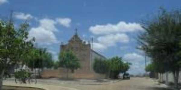 Igreja , Por Verônica Lins