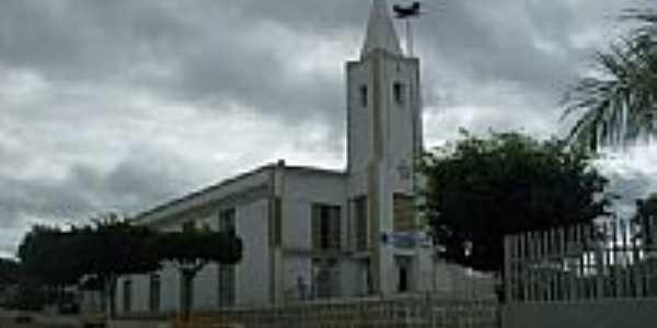 Igreja Matriz de São Sebastião-Foto:epugs