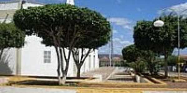 Praça da Matriz-Foto:epugs