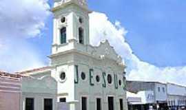 Timba�ba - Matriz de N.S.das Dores-Foto:Vicente A. Queiroz