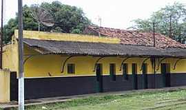 Timbaúba - Timbaúba-PE-Antiga Estação Ferroviária-Foto:Sergio Falcetti