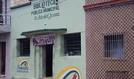 Timbaúba - Timbaúba-PE-Biblioteca Pública Municipal-Foto:Sergio Falcetti