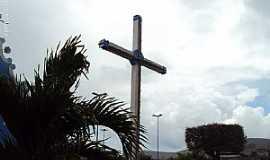 Timbaúba - Timbaúba-PE-Cruzeiro da Igreja de N.Sra.da Conceição-Foto:Sergio Falcetti