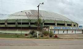 Timbaúba - Timbaúba-PE-Ginásio Municipal de Esportes-Foto:Sergio Falcetti