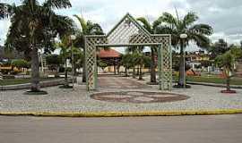Timbaúba - Timbaúba-PE-Praça do Centenário-Foto:Sergio Falcetti