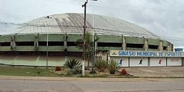 Timba�ba-PE-Gin�sio Municipal de Esportes-Foto:Sergio Falcetti