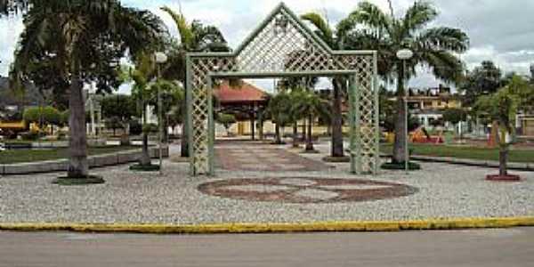 Timbaúba-PE-Praça do Centenário-Foto:Sergio Falcetti