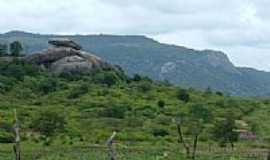 Timorante - Pedra do Chapéu-Foto:Magno Lima