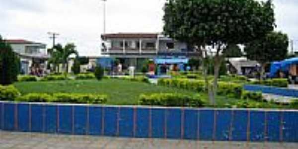 Praça-Foto:Magno Lima