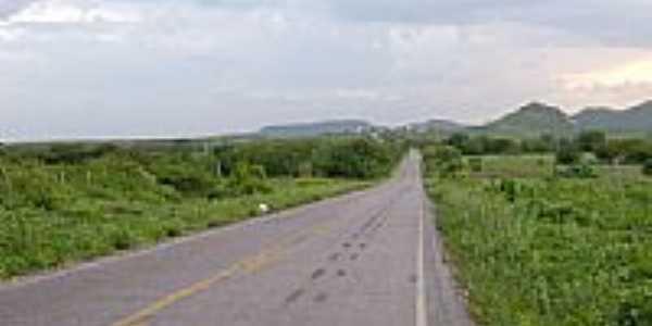 Vista do Distrito de Timorante-Foto:Magno Lima
