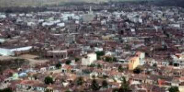 Vista aerea da cidade, Por Fagner Chagas