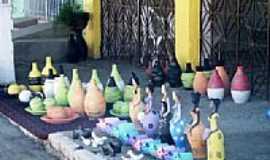 Tracunhaém - Artesanato em cerâmica em Tracunhaém-PE-Foto:Valéria Amaral