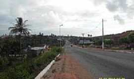 Tracunhaém - Entrada da cidade de Tracunhaém-PE-Foto:josealmedeiros@hotma…