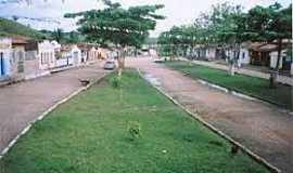 Corta Mão - Corta Mão-BA-Avenida principal-Foto:cortamaoamargosa.blogspot.com