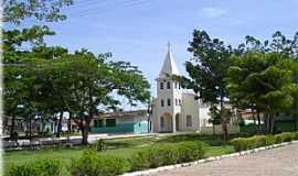 Corta Mão - Corta Mão-BA-Praça e Igreja de São Pedro-Foto:www.criativaonline.com.br