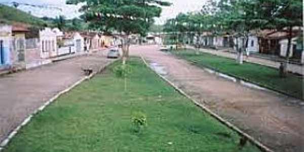 Corta Mão-BA-Avenida principal-Foto:cortamaoamargosa.blogspot.com