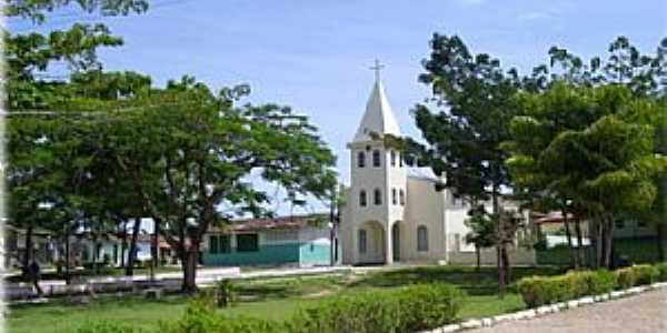 Corta Mão-BA-Praça e Igreja de São Pedro-Foto:www.criativaonline.com.br