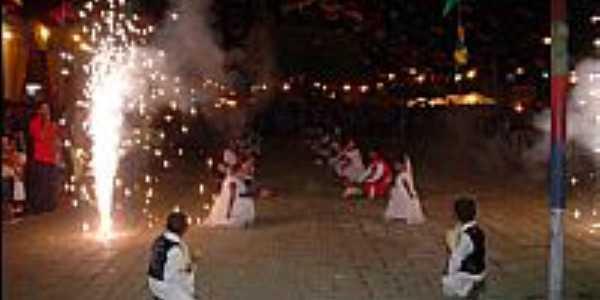 Fogos da festa de São João