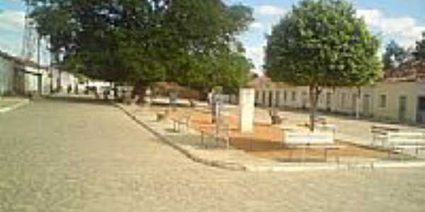 Praça-Foto:João Diniz