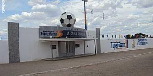 Tuparetama-PE-Estádio Municipalo Lucena Chalega-Foto:Sergio Falcetti