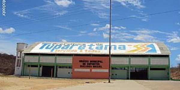 Tuparetama-PE-Ginásio Municipal de Esportes Euclides Miguel-Foto:Sergio Falcetti
