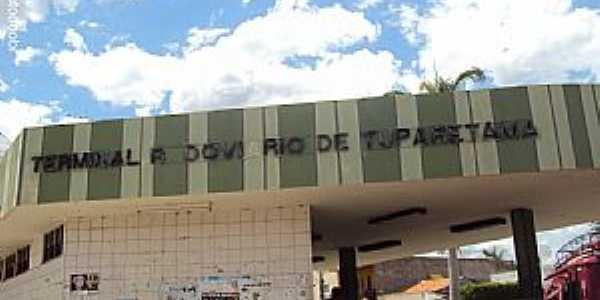 Tuparetama-PE-Terminal Rodoviário-Foto:Sergio Falcetti