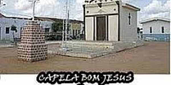 Capela de Bom Jesus-Foto:edesioepaula