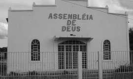 Cotegipe - Cotegipe-BA-Igreja da Assembléia de Deus-Foto:RONALD ÉZIO