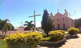 Cotegipe - Igreja Matriz Santa Cruz em Cotegipe-BA-Foto:xaviers