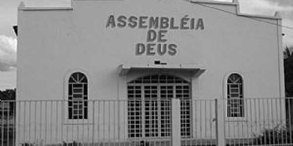 Cotegipe-BA-Igreja da Assembléia de Deus-Foto:RONALD ÉZIO