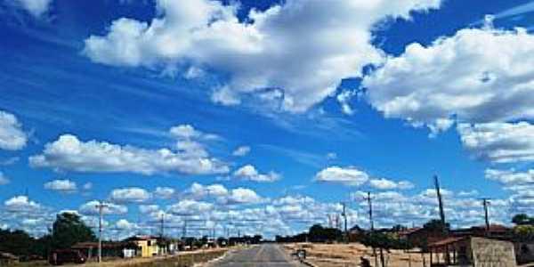Urimamã-PE-Rodovia PE-555-Foto:Jorge Hirata