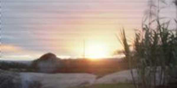 por do sol em Venturosa sitio olho dagua, Por Josenildo Bamba -Jaboat�o,Pe,25-06-11