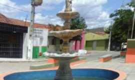 Vila Nova - Fonte da praça, Por Walis Batista da Silva